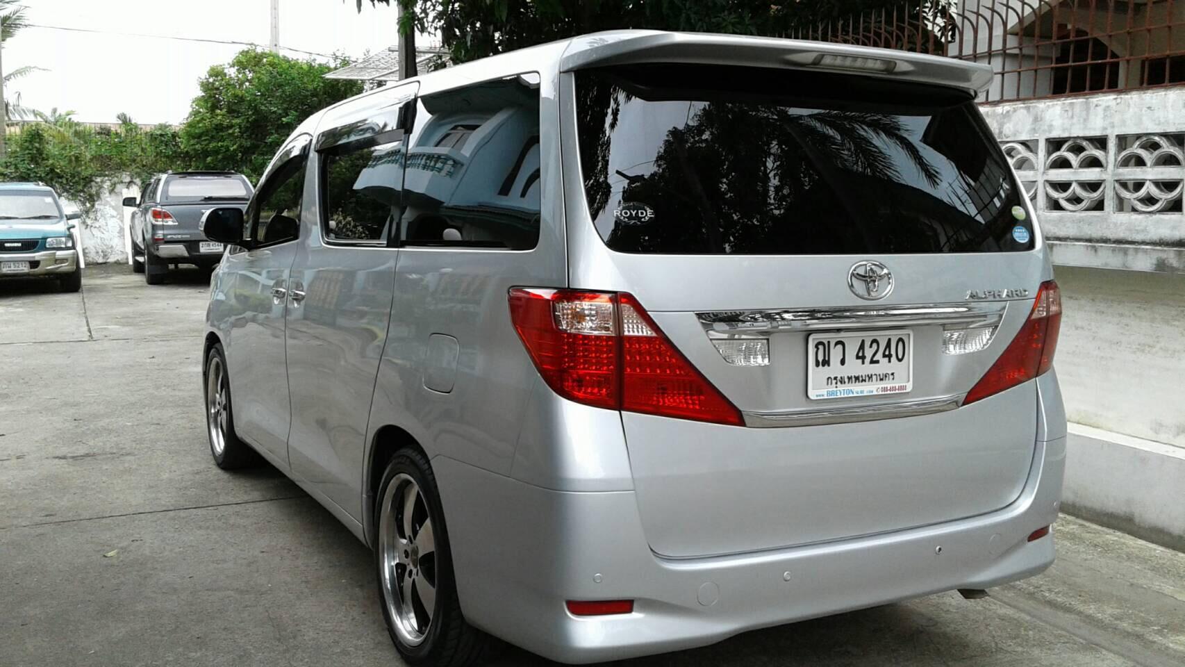 *NEW* ToyotaAlphard